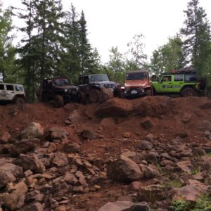 MN4WDA Off-Road Jeeps